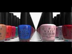 OPI Instinct of Color...dance off between four girls and a dressage horse-supercool! Totally computer-enhanced, but the horse definitely won nevertheless!