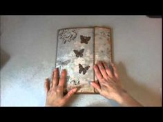 Tim Holtz Large Folio by Pattys Crafty Spot