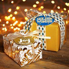 Schenke ein goldenes Wunder und bringe Freude in die Welt! Bei uns findest du ganz sicher ein Geschenk für jeden auf deiner Liste.