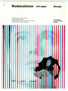 Franco Grignani #graphic #design #print