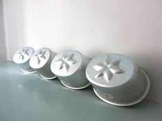 Your place to buy and sell all things handmade Jello Molds, Afternoon Tea Parties, Vintage Tins, Mold Making, Magpie, Cottage Chic, Country Kitchen, Harrods, Jelly