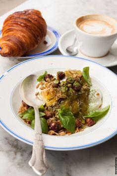 Breakfast at Atelier September, Copenhagen, by The slow pace