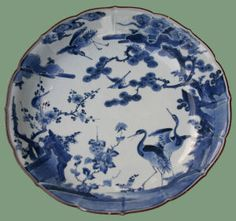 Antique Chinese Porcelain & Japanese Porcelain & European Ceramics