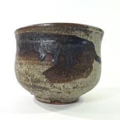 Studio Pottery CHAWAN Tea Bowl by TOSHIKO TAKAEZU Signed JAPANESE AMERICAN MCM