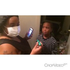 There are extended versions of both videos on Instagram… | These Parents Pranked Their Kids By Telling Them They Had Ebola