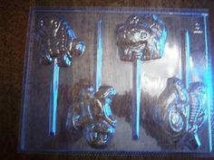 Pokemon Character Chocolate Candy Mold Party Favor | eBay