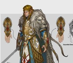 The White Lions have served as the personal guard of the Phoenix King since the time of Caledor the First. Fantasy City Map, Fantasy Races, Fantasy Armor, Fantasy Weapons, Dnd Characters, Fantasy Characters, Character Drawing, Character Design, Fantasy Heroes