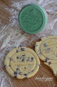 Cookie Desserts, Sweet Desserts, Sweet Recipes, Cookie Recipes, Dessert Recipes, Stamp Cookies Recipe, Springerle Cookies, Sweet Cookies, Hungarian Recipes