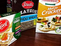 """Wish Upon A Chef: replace your processed snack crackers with some """"real food"""" alternatives"""