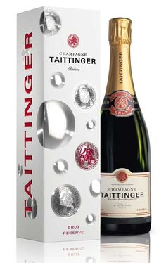 Taittinger Brut Réserve avec étui Champagne