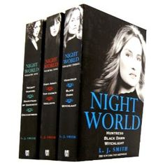 Night world. Totally awesome series!