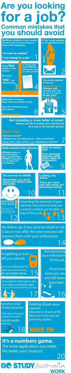 7 Steps to a Perfect Resume #Infographic My Boys Pinterest