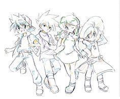 Pokemon General Thread Games, Anime, Manga, and the Bighuge Stuff the Fans Do. Pokemon Manga, Pokemon Fan Art, Cool Pokemon, Blue Yellow, Red Green, Pokemon Trainer Red, Pokemon Adventures Manga, Green Pokemon, Pokemon People