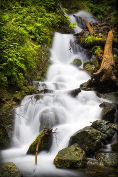 Waterfall Photography, Waterfalls, Waterfall Images, Waterfall Photo, Waterfall Picture, Photography, picture, waterfall Photos, Sitka by BrightArtStudios on Etsy