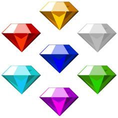 Power Objects Chaos Emerald Sonic Chaos Emeralds Dragon Ball Wallpaper Iphone Sonic And Shadow