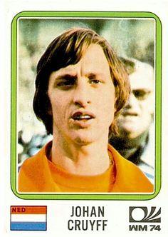 Cruyff es a Holanda lo que Maradona es a Argentina