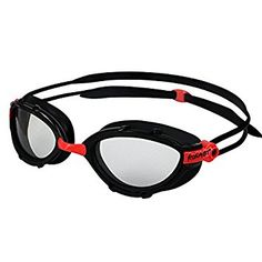 Barracuda Swim Goggle - Triathlon Superior Anti-fog Coating Curved Lenses Wire Frame, UV Protection No Leaking Easy adjusting Lightweight Comfortable for Adults Women ladies