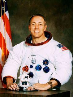 Jack Swigert. Apollo 13. Read this tribute to Jack by Jeffrey Strickland on LinkedIn. http://www.linkedin.com/pulse/houston-we-have-problem-jeffrey-strickland-ph-d-cmsp