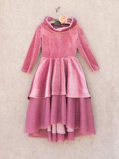 Nina Cowl Neck Dress By Joyfolie At Gilt
