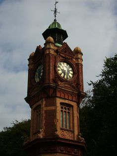 Clock Tower Clock Tower resides in Preston Park Brighton