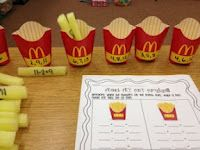 Fact Family fries-get a few fry containers donated