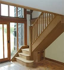 quarter turn staircase - Google Search