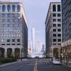 One World Trade Centerin NYC