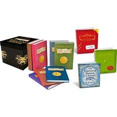 Kit Livros - Coleção Harry Potter + Biblioteca de Hogwarts