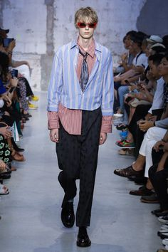 Marni Spring 2018 Menswear Fashion Show Collection