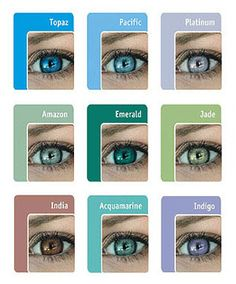 Soflens Natural Colors Colored Lenses Soflens Natural Colors color contact lenses are created for all eye colors, especially dark eyes and they are available in nine exciting colors. Prescription Colored Contacts, Colored Eye Contacts, Natural Color Contacts, Natural Contact Lenses, Eye Contact Lenses, Eye Lens Colour, Color Lenses, Eye Color Chart, Oil Makeup Remover