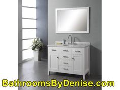 Bathroom Vanities Yatala 36 bathroom vanity with granite top | bathroom reno | pinterest