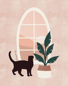 900 Ideas De Ilustraciones De Gatitos En 2021 Ilustración De Gato Ilustraciones Gatos