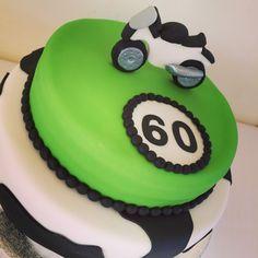 Taart 60 jaar