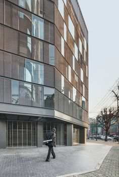 Dogok Office Remodeling / DIA Architecture