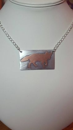 Check out this item in my Etsy shop https://www.etsy.com/uk/listing/479016850/hand-sawn-copper-and-aluminium-fox