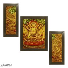Checkout this latest Paintings & Posters Product Name: *Decorative Wall Paintings Without Glass* Country of Origin: India Easy Returns Available In Case Of Any Issue   Catalog Rating: ★3.9 (231)  Catalog Name: Trendy Decorative Wall Paintings Without Glass Vol 12 CatalogID_734050 C128-SC1316 Code: 203-5002034-066
