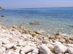 aguas cristalinas en El Campello...