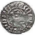 ARMENIAN Kingdom Hetoum I 1226AD Silver Ancient Medieval Coin LION i36534