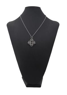 Celtic chainmaille pendant from Couture Armour
