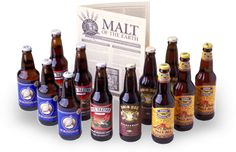 Beer of the Month Club - Microbrewed Beer Clubs International and Domestic...good idea for xmas present for guys