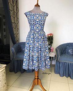 530 отметок «Нравится», 4 комментариев — Ставрополь (@atelier_y_o_u) в Instagram: «Летнее платье из натурального льна D&G. 👗: @atelier_y_o_u ;fabrics: @td.abrikos О, лето красное,…»