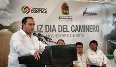Periodismo sin Censura: LOS CAMINEROS DE QUINTANA ROO, SINÓNIMO DE PROGRES...