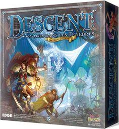 Descent : Voyages dans les Ténèbres (2nde Edition)