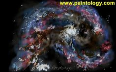 Galaxy #painting