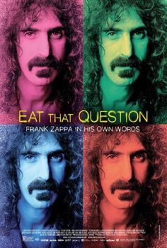 Watch Eat that Question Frank Zappa in his own words 2016 Movie Online Free