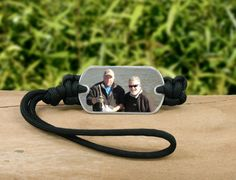 The ultimate fashion accessory is a Survival Strap Photo Gear Tag! Hang them from a backpack, purse, brief case, golf bag, or just about anything! $14.50