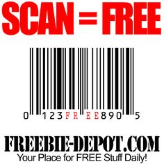 SCAN = FREE Scan Your Groceries to Earn FREE Prizes, Rewards and Gift Cards!  FREE Membership  #freebies