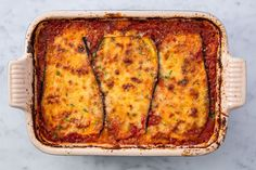 Eggplant Lasagna Horizontal - how to fry, roast or grill eggplant Low Carb Recipes, Cooking Recipes, Healthy Recipes, Beef Recipes, Vegetable Recipes, Vegetarian Recipes, Eggplant Recipes, Vegetable Dishes, Pasta Dishes