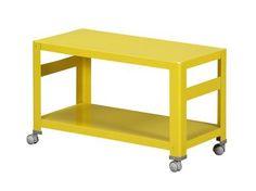 Tok & Stock Rack Steel - para colocar a vitrola e os discos embaixo <3 - R$ 135