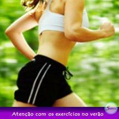 Durante a prática de atividade física é preciso atenção redobrada nessa época do ano. Se a temperatura corporal subir demais pode haver encrenca: cãibra, fraqueza, tontura e desmaio. Mas calma, faz…